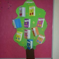 Crafts,Actvities and Worksheets for Preschool,Toddler and Kindergarten.Lots of worksheets and coloring pages. Book Tree, Back To School Crafts, Worksheets, Free Printables, Coloring Pages, Kindergarten, Crafts For Kids, Preschool, Activities