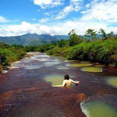 Quebrada Las Gachas - Santander, Colombia