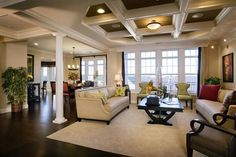 Fairmont Model at Meadowbrook Pointe Athletic Club & Spa
