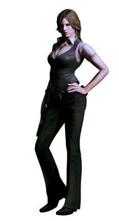 Helena - Resident Evil 6