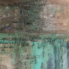 Modern painting Abstract art minimalist textured  by painting321