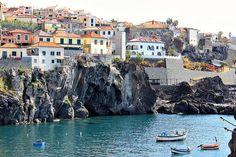 Camara de Lobos, Madeira, Portugal - 2012 by JimmyPierce, via Flickr