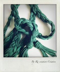 ceinture + bracelet trapilho