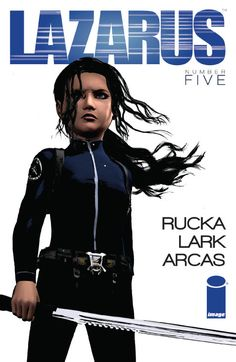 Lazarus Issue #5