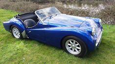 eBay: 1963 Triumph TR3B