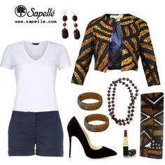 Look for today.... What do you think? by sapellestyle on Polyvore featuring maurices and Chanel