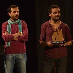 Genève - Syrie: spectacle des Malas Twins dans le cadre de l'exposition WAHA - L'école de Damas