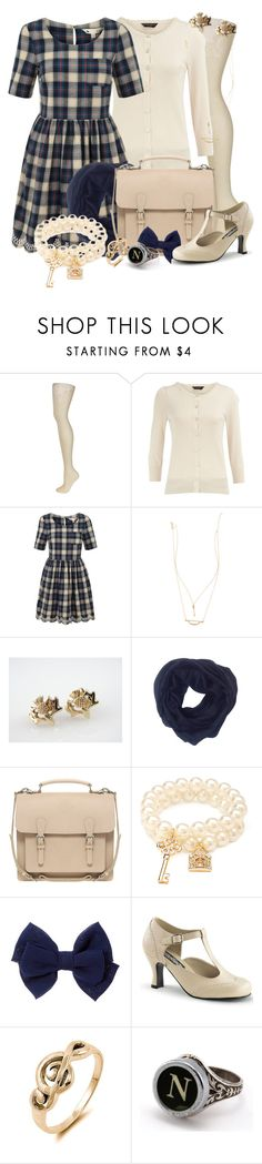 """""""The Silent Spy"""" by detectiveworkisalwaysinstyle ❤ liked on Polyvore featuring Topshop, Dorothy Perkins, Yumi, Tory Burch, Pieces and Forever 21"""
