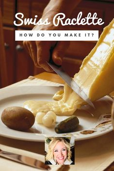 How do you eat swiss racletee? What is the best swiss raclette machine for home use? What is swiss raclette and how do you make it? Raclette Recipes, Raclette Cheese, Raclette Machine, Best Cheese, Did You Eat, Swiss Cheese, Amazing Recipes, Starters, Lava