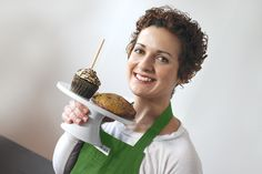 Alicia Kennedy has been raising capital through the crowdsourcing website Kickstarter to expand her business, La Pirata Kitchen. Raising Capital, Bakery Business, Dairy Queen, Vegan, Website, Kitchen, Cooking, Kitchens, Bakery