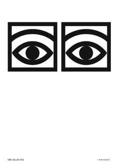 'Cacao Eyes' by Olle Eksell. Purchase Online at Pop Motif. We Deliver Worldwide.