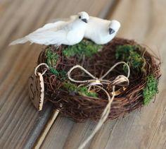 porta-alianças-ninho-de-passarinho-para-casamento.jpg (525×470)