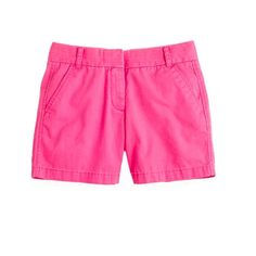 """5"""" Chino Shorts from J.Crew  I've wanted these forever!"""