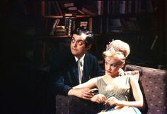 Stanley Kubrick e Sue Lyon Lolita (1962)