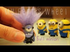 how to make a miiature evil minion