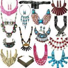 big necklaces I like