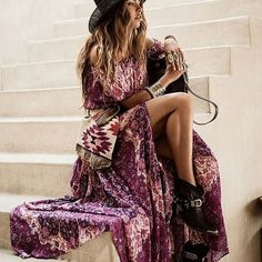 How's this for fabulous fabric? Total boho-tastic! Thx @bohoaspirations! Image via @spell_byronbay bohoaspirations#bohostyle #bohofashion #bohochic #boholifestyle #bohoboots #bohodress #bohodresses #bellsleevedress #bellsleeves #whitelacedress #bohemianfashion #bohemianbabe #bohemiandress #boho #bohemian #bohemianstyle #gypsy #summertrends #palmcollective #resortwear #foreversummer