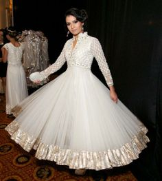 fashion, white, silver, anarkali, awesome, lovely, beautiful, wow, lovely, pearl clutch
