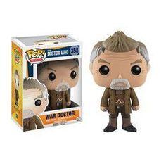 POP! TV 358: DOCTOR WHO - WAR DOCTOR