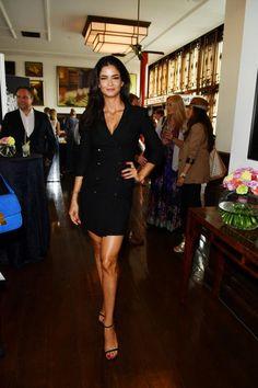 So hot: Model Shermine Shahrivar (in Elisabetta Franchi) ist das neue Testimonial von Thomas Sabo