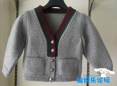 【vildan köseoğlu转载】[3-6岁]两款好看的儿童毛衣,还有图解 - zhaoxin1515的日志 - 网易博客