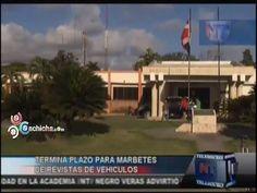 Termina Plazo Para Marbetes De Revistas De Vehículos #Video