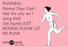 So true!!!!!!!    if give anything to run right now