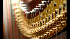 MA G N I F I Q U E -  .. HARP.. ♥The most Beautiful harp Song.. and saddest!♥
