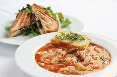 Bellisio's Duluth Restaurants, Duluth Minnesota, Italian Village, Italian Recipes, Thai Red Curry, Menu, Ethnic Recipes, Bar, Food
