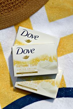 Limited Edition Dove Summer Care to add to your beauty care routine #beautybuzz