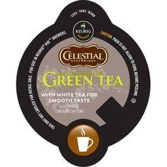 Celestial Seasonings Green Tea Vue Cups for Keurig Vue Brewers -- Click image for more details.