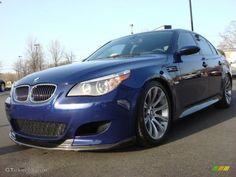 Interlagos Blue Metallic 2006 BMW M5 Standard M5 Model Exterior Photo #61779515