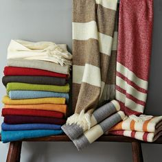 Favorite Throw - Stripe | west elm