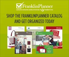 Shop Bags Accessories and more @FranklinPlanner