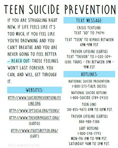 Suicide Prevention Poster - Stop Someone From Feeling ...