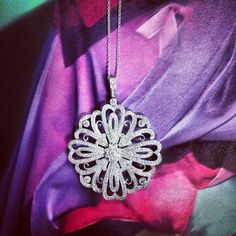 """Art Deco..."" Photo taken by @cerrone_jewellers on Instagram, pinned via the InstaPin iOS App! http://www.instapinapp.com (04/22/2014)"