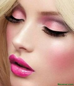Make up spring 2014 top of fashion make up