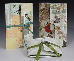 I love any file type notebook! CrafterNews – Make a File Folder Sketchbook with a Tutorial from Sue Bleiweiss Altered Books, Altered Art, Mini Albums, Paper Art, Paper Crafts, Art Journal Tutorial, Handmade Books, Handmade Journals, Creative Journal