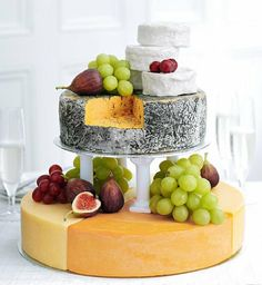 Cheese Celebration Cake - Marks & Spencer