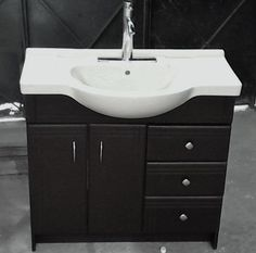 Mueble cassetto con lavamanos orbis proyectos que for Muebles para lavamanos