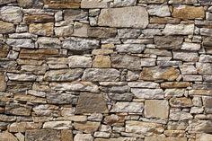 Stone Wall background - Fotobehang & Behang - Photowall