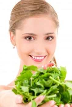 Spinach One way to get Magnesium