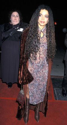 Lisa bonet beauty evolution: natural curls, waist-length dreads, and more - vogue Lenny Kravitz, Lisa Bonet Husband, Lisa Bonet Cosby Show, Twists, Jason Momoa Lisa Bonet, The Cosby Show, Thing 1, Natural Curls, Black Girl Magic