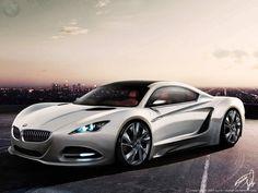 "BMW ""CSX"" Concept."