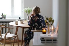 Sara Karlsson at home, Helsinki | creatinghelsinki.com