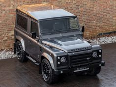 Land Rover Defender Interior, Used Land Rover Defender, New Defender, Exotic Sports Cars, Exotic Cars, Station Wagons For Sale, New Luxury Cars, Lux Cars, Terrain Vehicle