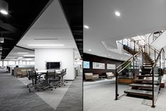 Federal Home Loan Bank of New York by Spector Group, New York – USA » Retail Design Blog