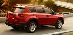 Toyota RAV4 #suv #auto #rocklandtoyota #rockland #newyork #hudson #valley #ny