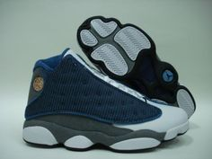459c1ce43442d0 Only 69.99 JORDAN 13 RETRO NAVY BLUE FLINT