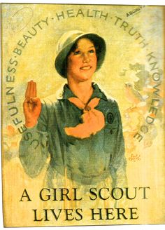 Once a Girl Scout, Always a Girl Scout